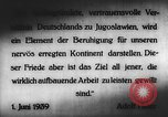 Image of Tripartite Axis-Pact Berlin Germany, 1941, second 3 stock footage video 65675050461