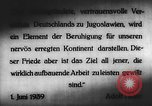 Image of Tripartite Axis-Pact Berlin Germany, 1941, second 4 stock footage video 65675050461