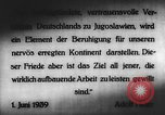 Image of Tripartite Axis-Pact Berlin Germany, 1941, second 6 stock footage video 65675050461