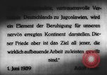 Image of Tripartite Axis-Pact Berlin Germany, 1941, second 7 stock footage video 65675050461