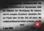 Image of Tripartite Axis-Pact Berlin Germany, 1941, second 8 stock footage video 65675050461