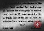 Image of Tripartite Axis-Pact Berlin Germany, 1941, second 11 stock footage video 65675050461