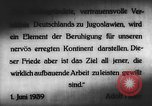 Image of Tripartite Axis-Pact Berlin Germany, 1941, second 12 stock footage video 65675050461