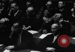 Image of Nazi criminals Nuremberg Germany, 1946, second 2 stock footage video 65675050465