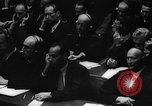 Image of Nazi criminals Nuremberg Germany, 1946, second 4 stock footage video 65675050465