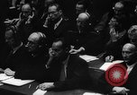 Image of Nazi criminals Nuremberg Germany, 1946, second 5 stock footage video 65675050465