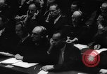 Image of Nazi criminals Nuremberg Germany, 1946, second 7 stock footage video 65675050465