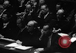 Image of Nazi criminals Nuremberg Germany, 1946, second 8 stock footage video 65675050465