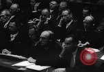 Image of Nazi criminals Nuremberg Germany, 1946, second 9 stock footage video 65675050465