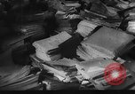 Image of Nazi criminals Nuremberg Germany, 1946, second 11 stock footage video 65675050465