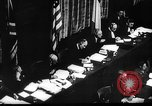 Image of Nazi war criminals Nuremberg Germany, 1946, second 3 stock footage video 65675050467
