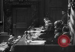 Image of Nazi war criminals Nuremberg Germany, 1946, second 7 stock footage video 65675050467