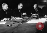 Image of verdict of Nuremberg Trials Nuremberg Germany, 1946, second 6 stock footage video 65675050468