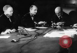 Image of verdict of Nuremberg Trials Nuremberg Germany, 1946, second 8 stock footage video 65675050468
