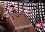 Image of yarn Central Falls North Carolina USA, 1950, second 8 stock footage video 65675050470