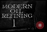 Image of Illustrated primer on oil refining United States USA, 1925, second 1 stock footage video 65675050480