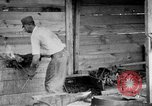 Image of Preparing an oil drilling bit and drilling for oil United States USA, 1925, second 11 stock footage video 65675050482