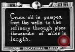 Image of oil pipe lines United States USA, 1925, second 3 stock footage video 65675050484
