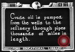 Image of oil pipe lines United States USA, 1925, second 4 stock footage video 65675050484