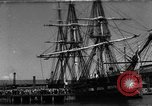 Image of USS Constitution Charlestown Massachusetts USA, 1931, second 1 stock footage video 65675050489