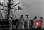 Image of USS Constitution Charlestown Massachusetts USA, 1931, second 6 stock footage video 65675050489
