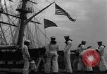 Image of USS Constitution Charlestown Massachusetts USA, 1931, second 7 stock footage video 65675050489