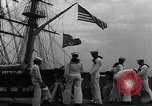 Image of USS Constitution Charlestown Massachusetts USA, 1931, second 8 stock footage video 65675050489
