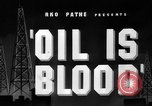 Image of petroleum production and distribution United States USA, 1943, second 6 stock footage video 65675050492