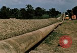Image of oil pipelines United States USA, 1952, second 2 stock footage video 65675050498