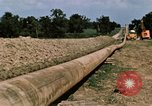 Image of oil pipelines United States USA, 1952, second 6 stock footage video 65675050498