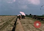 Image of oil pipelines United States USA, 1952, second 10 stock footage video 65675050498