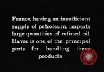 Image of imported oil Paris France, 1926, second 1 stock footage video 65675050502