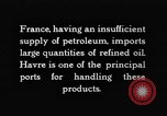 Image of imported oil Paris France, 1926, second 4 stock footage video 65675050502