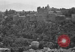Image of Court of Lions Granada Spain, 1926, second 8 stock footage video 65675050508