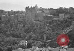 Image of Court of Lions Granada Spain, 1926, second 9 stock footage video 65675050508