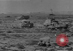Image of British trucks North Africa, 1941, second 7 stock footage video 65675050514