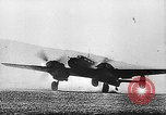 Image of German aircraft North Africa, 1941, second 12 stock footage video 65675050520