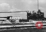Image of Japanese submarine I-30 Lorient France, 1942, second 3 stock footage video 65675050521