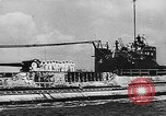 Image of Japanese submarine I-30 Lorient France, 1942, second 4 stock footage video 65675050521