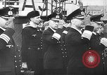 Image of Japanese submarine I-30 Lorient France, 1942, second 5 stock footage video 65675050521