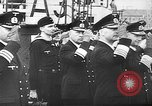 Image of Japanese submarine I-30 Lorient France, 1942, second 6 stock footage video 65675050521