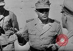 Image of Erwin Rommel North Africa, 1941, second 5 stock footage video 65675050522