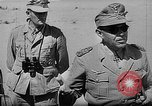 Image of Erwin Rommel North Africa, 1941, second 6 stock footage video 65675050522