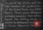 Image of drilling of oil United States USA, 1923, second 12 stock footage video 65675050524