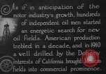 Image of oil production United States USA, 1923, second 2 stock footage video 65675050530