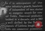 Image of oil production United States USA, 1923, second 3 stock footage video 65675050530