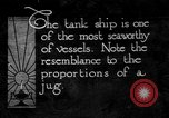 Image of oil ship tank United States USA, 1923, second 1 stock footage video 65675050531