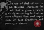 Image of fuel oil United States USA, 1923, second 10 stock footage video 65675050536
