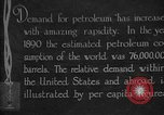 Image of consumption of petroleum United States USA, 1923, second 1 stock footage video 65675050541