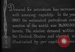 Image of consumption of petroleum United States USA, 1923, second 4 stock footage video 65675050541
